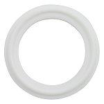 BUNA Tri-Clamp Gasket - White