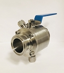 Key Advantage Ball Valve