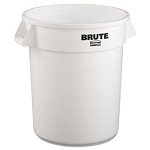 White BRUTE Containers