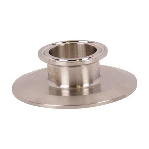 Tri-Clamp Concentric Cap Reducer